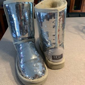 Uggs Sequined boots